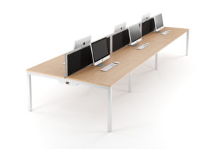 Simple office desks
