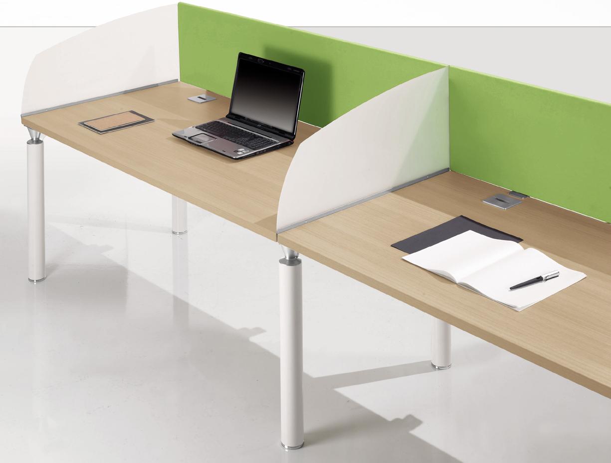 Desking Weaver Bomford White Modern Desk Plan Ideas