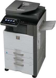 Sharp MX4140N colour MFP
