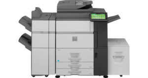 Sharp MX6240 colour MFP