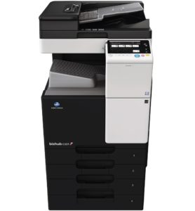 KM bizhub C227 colour MFP