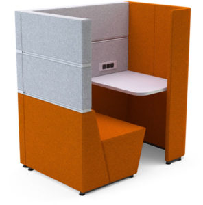 Office pod booth