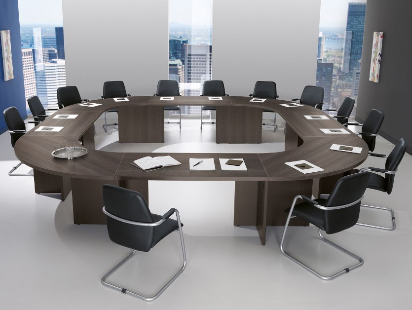 office conference table design. Round Large Conference Table Office Design