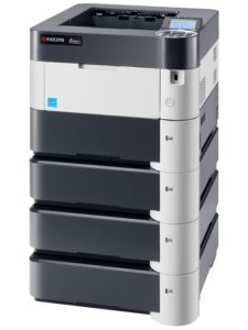 Kyocera FS-4300DN Printer