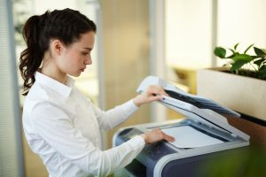 Rent or buy an office photocopier
