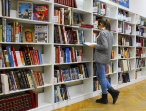 Book storage solutions for schools