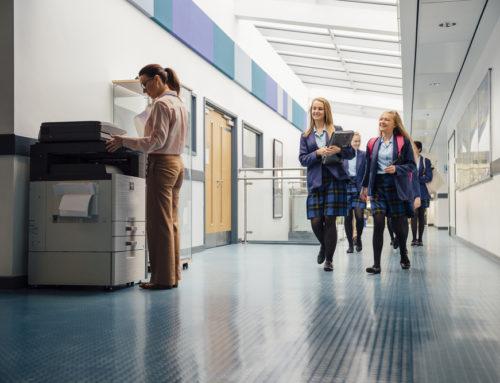 Three Ways Schools Can Slash Their Print Bills
