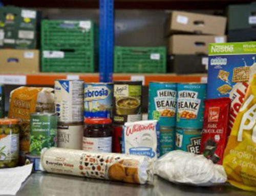 7 Years Of Partnership With Nantwich Foodbank